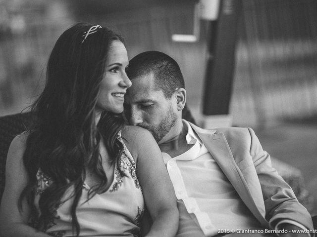 Il matrimonio di Brent e Danielle a Casole d'Elsa, Siena 65