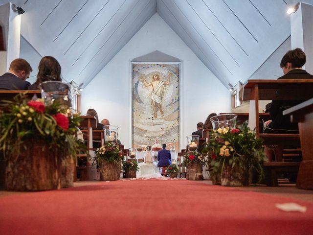 Il matrimonio di Yuri e Martina a Vermiglio, Trento 7