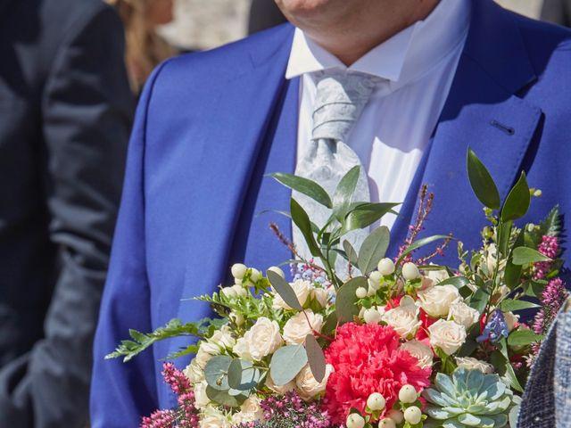 Il matrimonio di Yuri e Martina a Vermiglio, Trento 10