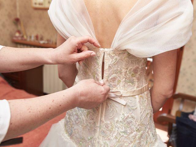 Il matrimonio di Yuri e Martina a Vermiglio, Trento 12