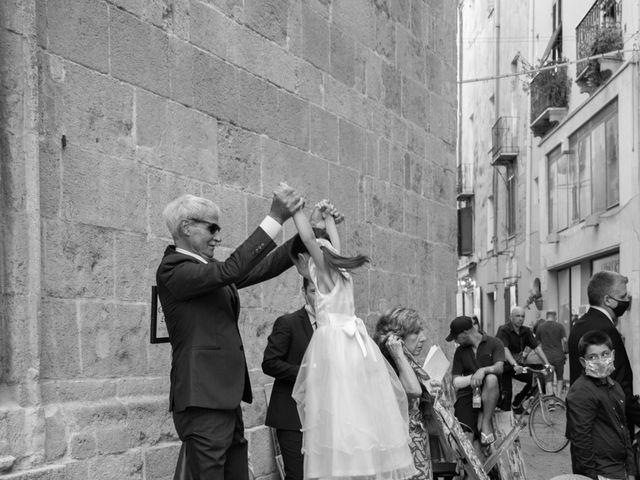Il matrimonio di Marco e Francesca a Alghero, Sassari 71