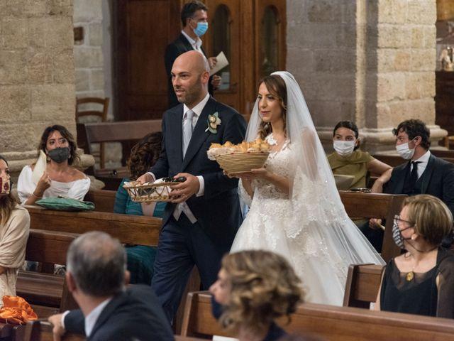 Il matrimonio di Marco e Francesca a Alghero, Sassari 106