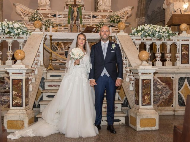 Il matrimonio di Marco e Francesca a Alghero, Sassari 112