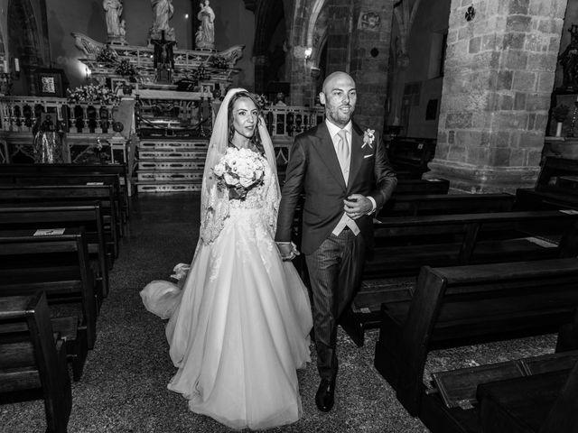 Il matrimonio di Marco e Francesca a Alghero, Sassari 114