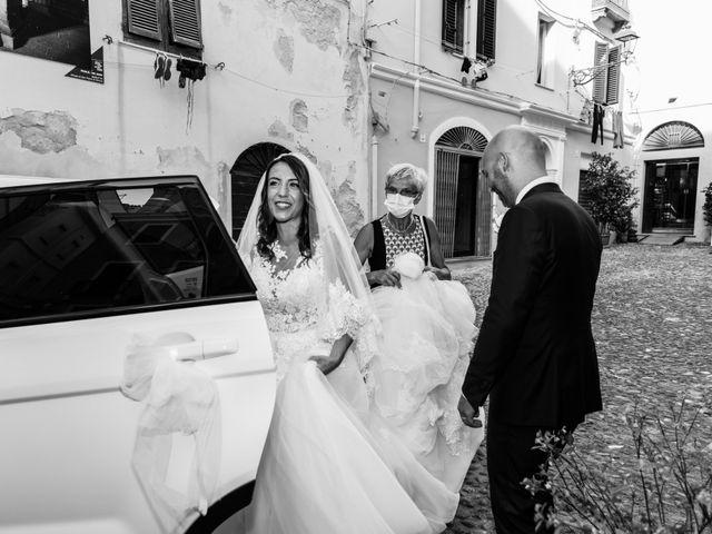 Il matrimonio di Marco e Francesca a Alghero, Sassari 123