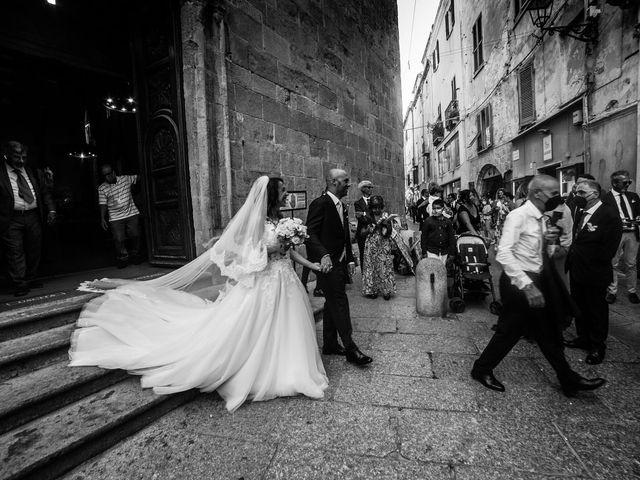 Il matrimonio di Marco e Francesca a Alghero, Sassari 119