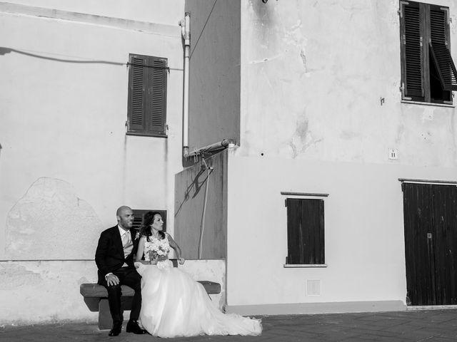 Il matrimonio di Marco e Francesca a Alghero, Sassari 133