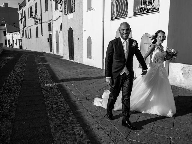 Il matrimonio di Marco e Francesca a Alghero, Sassari 2