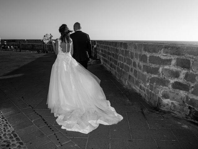 Il matrimonio di Marco e Francesca a Alghero, Sassari 160