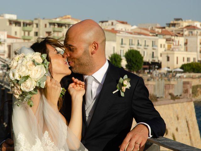 Il matrimonio di Marco e Francesca a Alghero, Sassari 140