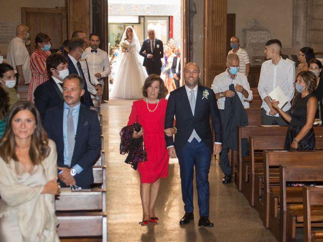 Il matrimonio di Marco e Francesca a Alghero, Sassari 83
