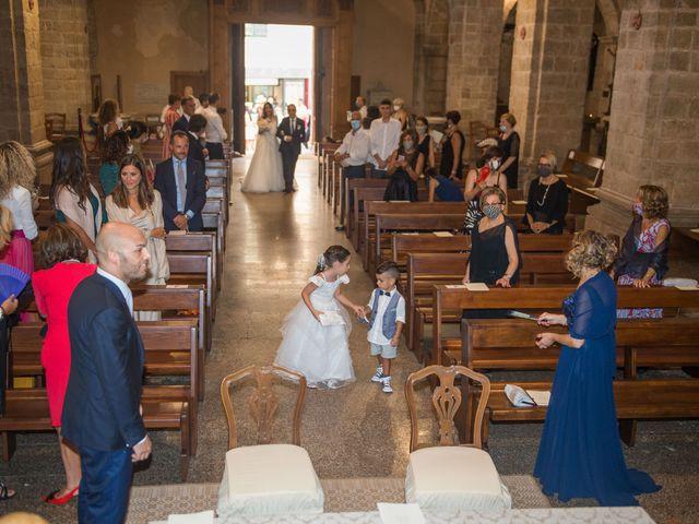 Il matrimonio di Marco e Francesca a Alghero, Sassari 84