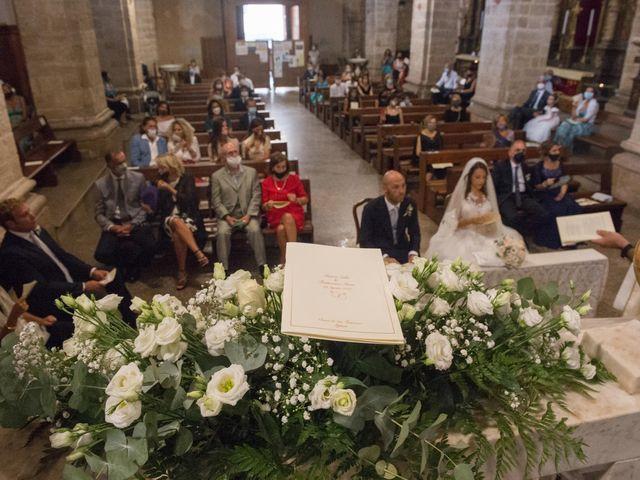Il matrimonio di Marco e Francesca a Alghero, Sassari 104
