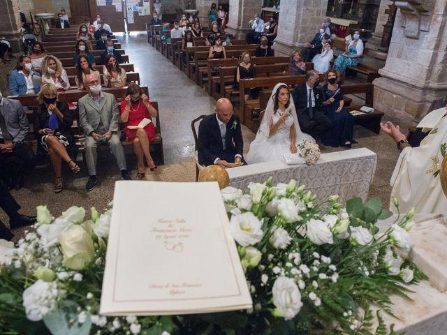 Il matrimonio di Marco e Francesca a Alghero, Sassari 109
