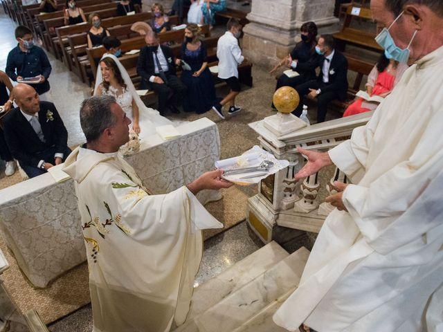 Il matrimonio di Marco e Francesca a Alghero, Sassari 108