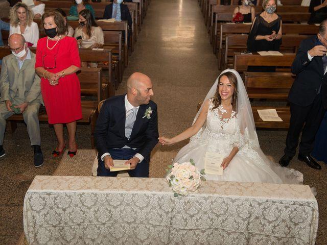 Il matrimonio di Marco e Francesca a Alghero, Sassari 110