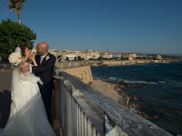 Il matrimonio di Marco e Francesca a Alghero, Sassari 141