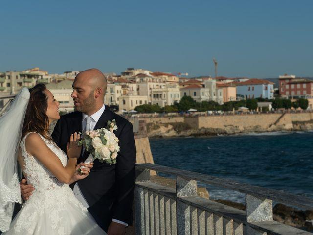 Il matrimonio di Marco e Francesca a Alghero, Sassari 150