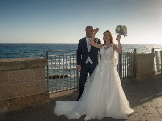 Il matrimonio di Marco e Francesca a Alghero, Sassari 151