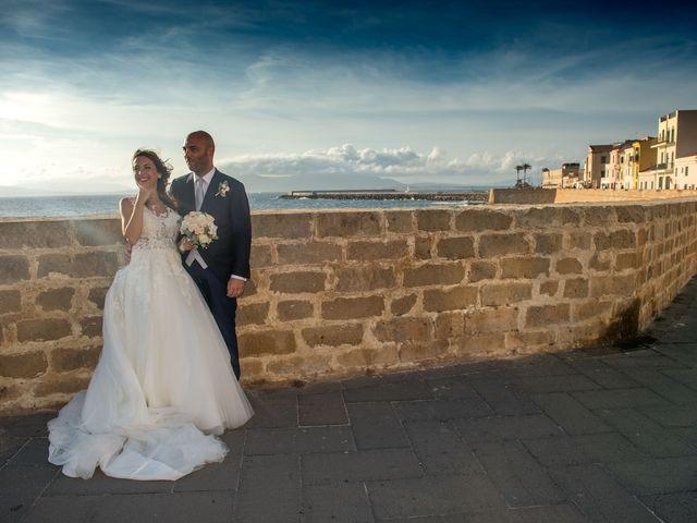 Il matrimonio di Marco e Francesca a Alghero, Sassari 144