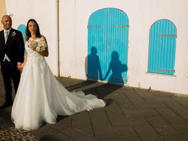 Il matrimonio di Marco e Francesca a Alghero, Sassari 148