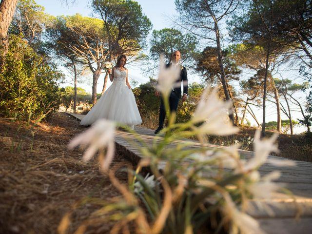 Il matrimonio di Marco e Francesca a Alghero, Sassari 170