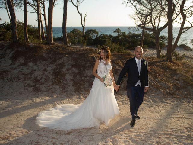 Il matrimonio di Marco e Francesca a Alghero, Sassari 171