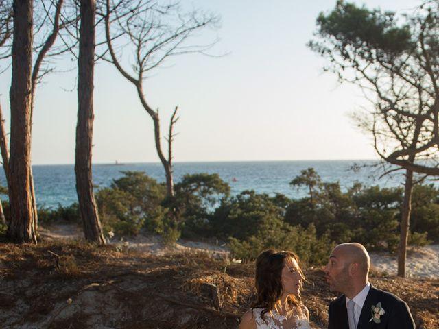 Il matrimonio di Marco e Francesca a Alghero, Sassari 172