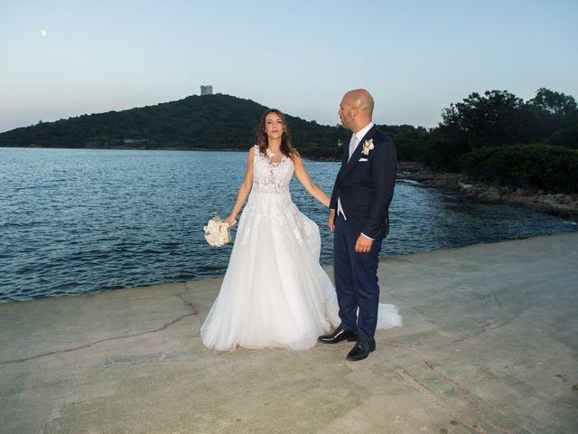 Il matrimonio di Marco e Francesca a Alghero, Sassari 173