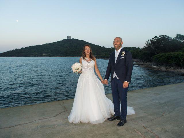 Il matrimonio di Marco e Francesca a Alghero, Sassari 179