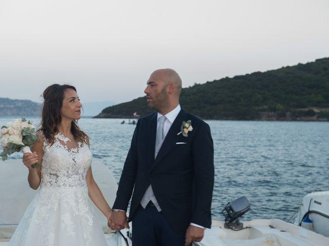 Il matrimonio di Marco e Francesca a Alghero, Sassari 180
