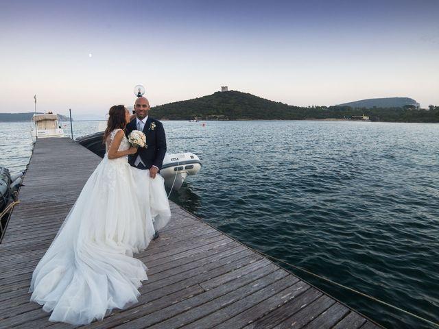 Il matrimonio di Marco e Francesca a Alghero, Sassari 183