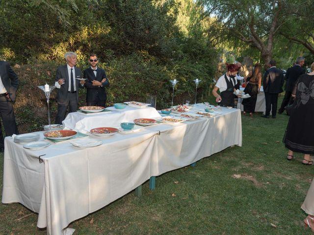 Il matrimonio di Marco e Francesca a Alghero, Sassari 200