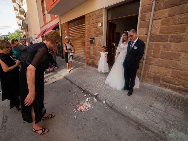 Il matrimonio di Marco e Francesca a Alghero, Sassari 39