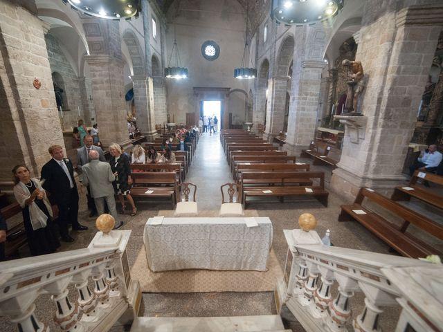 Il matrimonio di Marco e Francesca a Alghero, Sassari 79