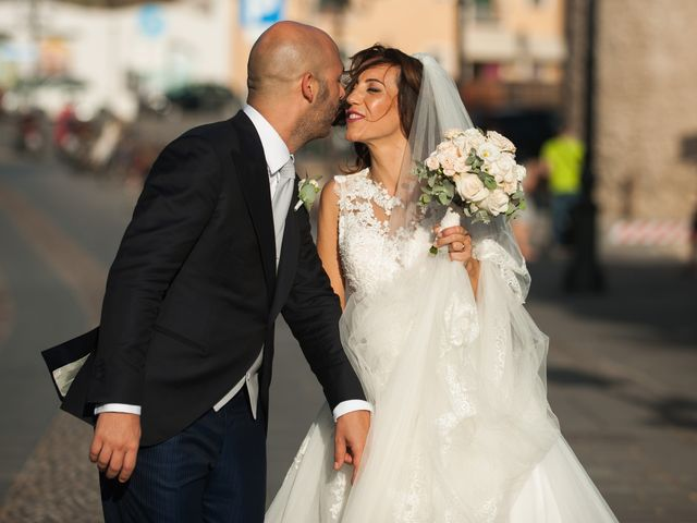 Il matrimonio di Marco e Francesca a Alghero, Sassari 153