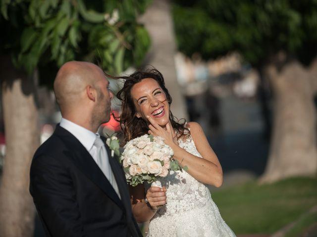 Il matrimonio di Marco e Francesca a Alghero, Sassari 154