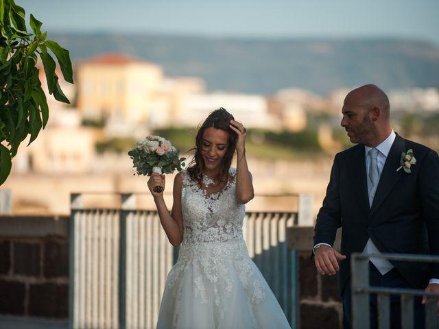 Il matrimonio di Marco e Francesca a Alghero, Sassari 155
