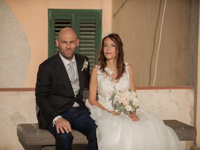 Il matrimonio di Marco e Francesca a Alghero, Sassari 157