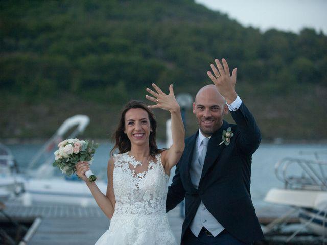 Il matrimonio di Marco e Francesca a Alghero, Sassari 187