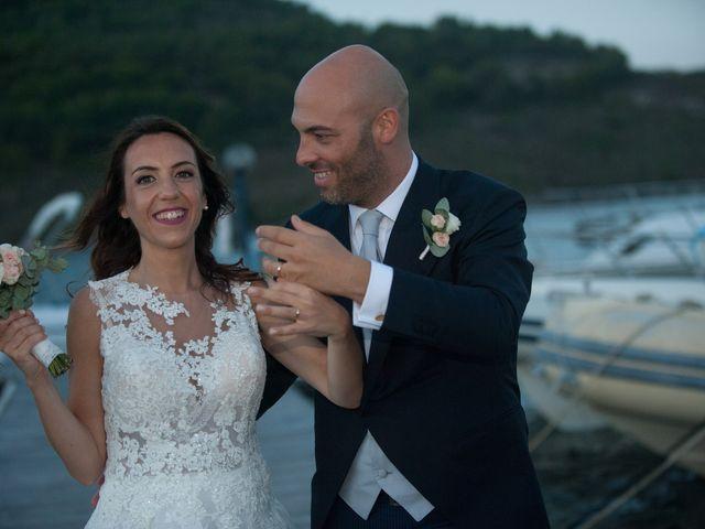 Il matrimonio di Marco e Francesca a Alghero, Sassari 188