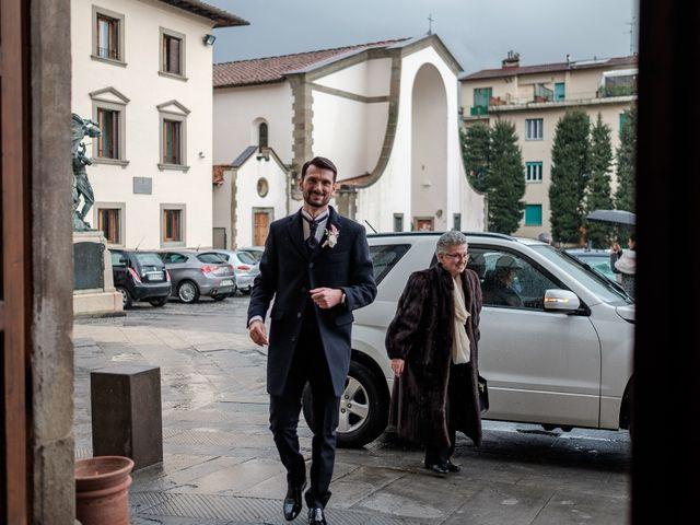 Il matrimonio di Francesco e Camilla a Pontassieve, Firenze 3
