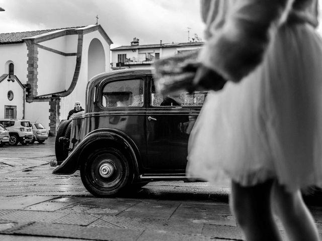Il matrimonio di Francesco e Camilla a Pontassieve, Firenze 5