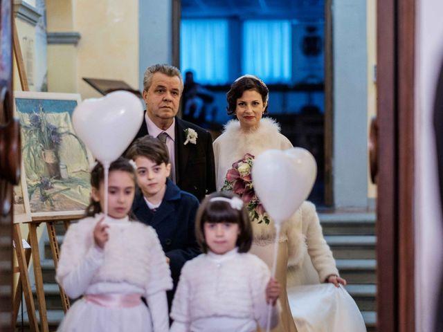 Il matrimonio di Francesco e Camilla a Pontassieve, Firenze 8