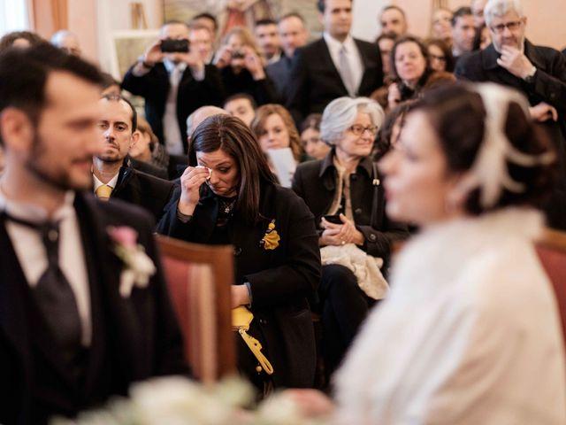 Il matrimonio di Francesco e Camilla a Pontassieve, Firenze 10
