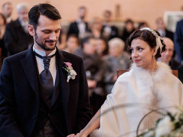 Il matrimonio di Francesco e Camilla a Pontassieve, Firenze 13