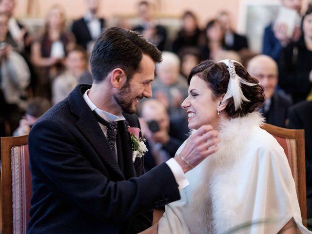 Il matrimonio di Francesco e Camilla a Pontassieve, Firenze 15