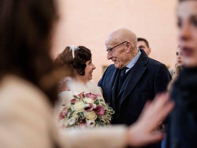 Il matrimonio di Francesco e Camilla a Pontassieve, Firenze 16
