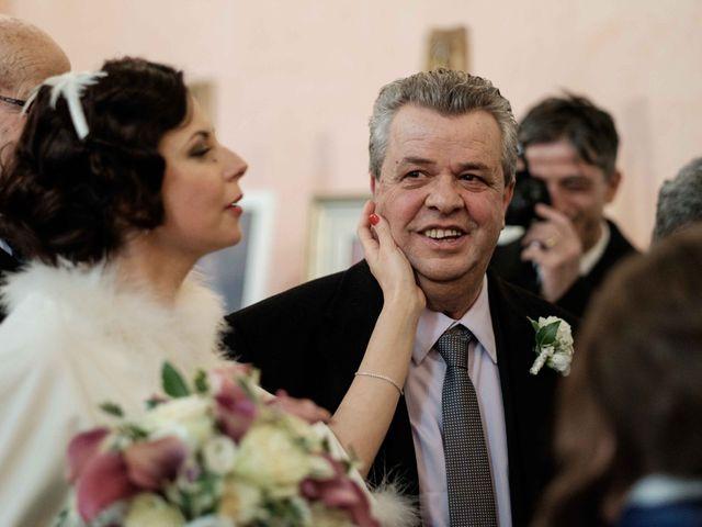 Il matrimonio di Francesco e Camilla a Pontassieve, Firenze 17