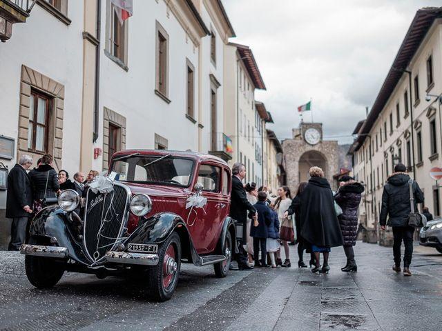 Il matrimonio di Francesco e Camilla a Pontassieve, Firenze 19